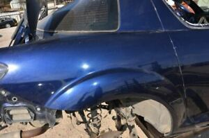 2004 2011 Mazda Rx8 1 3l Passenger Right Rear Quarter Panel Assembly