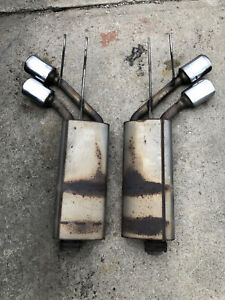 Used Mercedes Benz G63 Amg Exhaust Mufflers And Tips