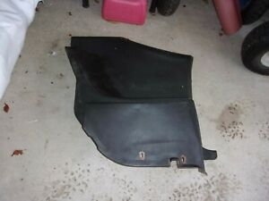 1971 1972 Ford Mustang Fastback Interior Quarter Trim Lh Mach 1 Sports Roof
