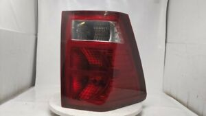 2007 2010 Jeep Grand Cherokee Driver Left Side Tail Light Taillight Oem 36183