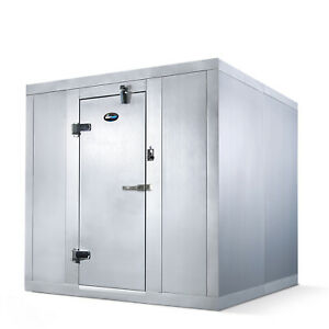 Amerikooler Qc061077 fbrc o 6 X 10 Outdoor Quick Ship Walk in Cooler With