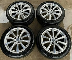 11 15 Infiniti G37 Q60 Coupe 18 Inch Wheel Rims W Tires Set Of 4 Ml7 Wh544
