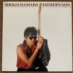 Shogo Hamada And The Fuse Farther s Son Lp Japanese Pressing