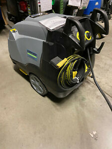 Karcher Hds 5 0 30 4 S Electric Diesel Heated Hot Water Pressure Washer 240v
