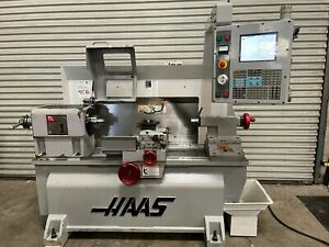 Haas Tl 1 Cnc Toolroom Teach Style Lathe 2005 gmt 2588