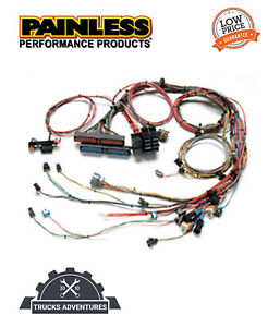 Painless Wiring 60508 Fuel Injection Wiring Harness