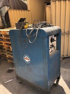 Miller Welding Industrial Machine Ac dc Gas Tungsten Model 320a bp