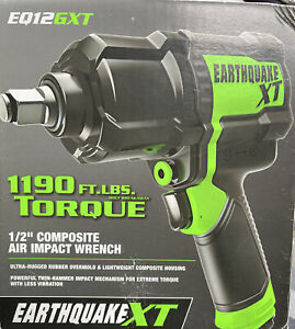 1 2 In Eq12gxt Composite Xtreme Torque Air Impact Wrench Green 57157