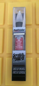 Dupli Color Agm0510 Torch Red Scratch Fix Touch Up Paint Gm 70 Wa 9075 9076