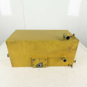 Hyster Hydraulic Oil Reservoir Tank 11 Usg From R30ch Narrow Aisle Forklift