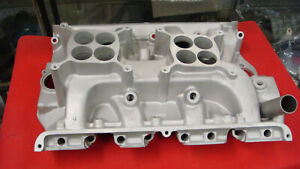 Original 1967 Ford Shelby Dual Quad Intake Manifold C7zx 9425 A Gt500 Kr500