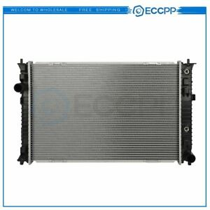 Aluminum Radiator For 2006 2009 Ford Fusion 2 3l 2006 Lincoln Zephyr 3 0l