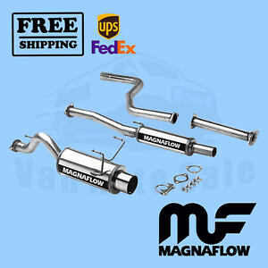 Exhaust System Kit Magnaflow Fits Honda Civic 1992 2000