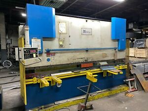 220 Ton Hydraulic Press Brake