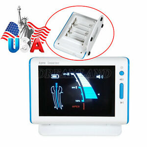 Dental Apex Locator Endo Root Canal Finder Endodontic 4 5 Lcd Screen Usa F4
