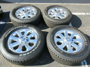 2020 Dodge Ram 2500 3500 Srw Polished Oem Factory 20 Wheels Rims 285 60 20 Tire