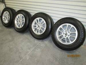 17 Jeep Cherokee Oem Wheels Rims And Tires 1 Year Old Takeoffs