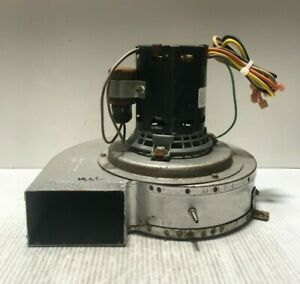 Fasco 7062 5369 Draft Inducer Blower Motor U62b1 3000 Rpm Used Free Ship m262