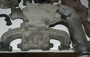 Gm Chevy 6 5l Turbo Diesel Engine Intake Manifold 1994 Suburban