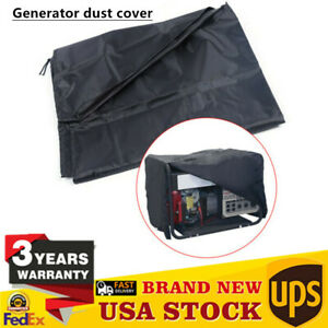 For Power Generator Portable Cover Dustproof Waterproof Large Cover Protector Us