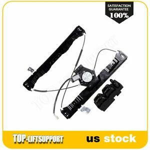 Window Switch Regulator Front Left Fits 2002 2008 Ford Explorer 4d With Motor