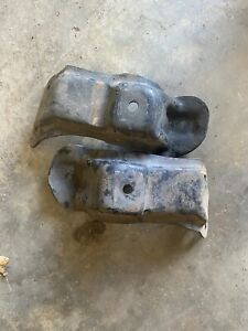 67 72 Chevy Truck Small Block V8 Engine Frame Stands Mounts Oem 350 327 307 283