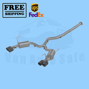 Exhaust Sys Mbrp For Sub Impreza Wrx Sedan 2 0l Wrx Sti Sedan 2 5l 2011 14