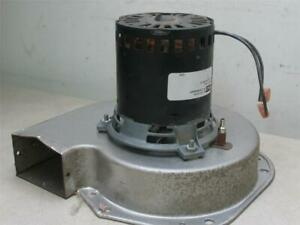 Fasco 7121 9137e Draft Inducer Blower Motor Assembly Sj 322300 81r01qjaa