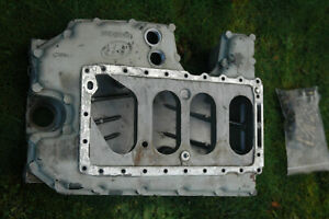 Yanmar Diesel Engine 4tnv86 Tk486 Oil Pan Oem