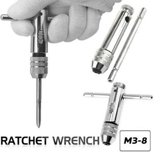 Metric Tap Bolt Screw Imperial Grip Pliers Ratchet Wrench Spanner Hand Tools