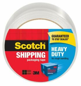 3m Scotch Heavy Duty Shipping Tape 1 88 X 54 6 Yd Pick Your Own Of Tape