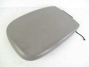 Expedition Navigator Center Console Wide Arm Rest Lid Top 16 5 X 12 Gray 98 02