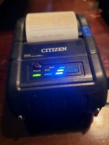 Citizen Cmp 20bt Portable Thermal Receipt Printer