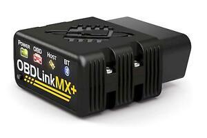 Obdlink Mx Professional Obd2 Scanner Scan Tool Bluetooth Ios android windows