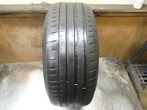 1 225 40 19 93y Michelin Pilot Sport 4s Tire 5 5 32 No Repairs 4017