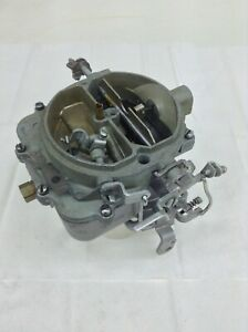 Carter Bbd Carburetor 1958 1961 Chrysler Dodge Plymouth V8 Engine