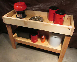 Reloading Brass Cleaning and Sorting Bench Plans Easy to Build Plans DIY $12.95