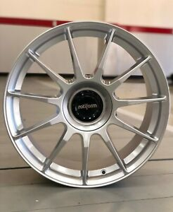 19x8 5 Rotiform Dtm 5x114 3 5x108 Set Of Four