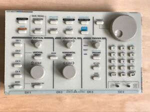 Tektronix Tds540 Front Panel In Excellent Working Condition P n 671 2469 01