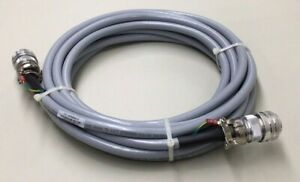 Cti Cryogenics 8112463g250 Power Cable 8112463 g250 10 Pin Male Female 25 Ft