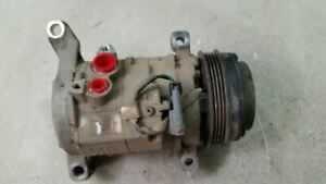 2008 Chevy Express 2500 Van Ac A c Air Conditioning Compressor