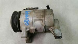 2013 Chevy Traverse Ac A c Air Conditioning Compressor