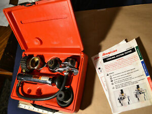 Snap On Tools Svts262c Cooling System Pressure Tester Kit