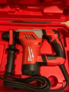 Milwaukee 5268 21 1 1 8 Sds plus Rotary Hammer Kit W Case