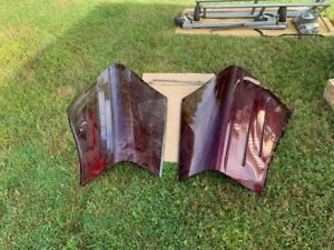 1934 Chevrolet Standard Hinged Hood Assembly With Hardware And Prop Rods