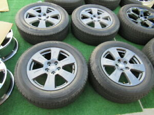 2020 Honda Ridgeline Oem Factory 18 Wheels Rims 245 60 18 105h Firestone Tires