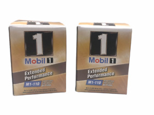 2x Mobil 1 Extended Performance M1 110 Oil Filter New