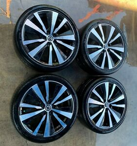 2019 2020 Nissan Altima 19 Inch Wheel Rim W Tire set Of 4 Or5 wh553