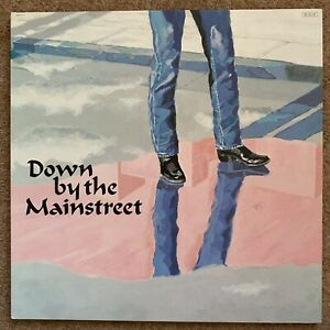 Shogo Hamada Down By The Mainstreet Lp Japanese Pressing With Insert