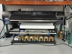 Hp Latex 570 Needs Covers Working Fine Wide Format Printer